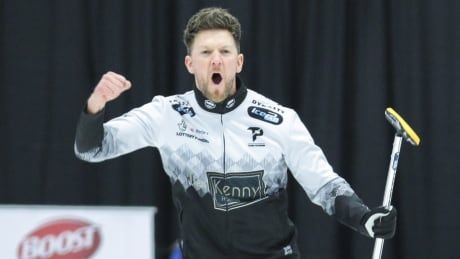 Ross Paterson wins all-Scottish men's final at the National curling slam
