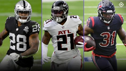 Fantasy Injury Updates: Josh Jacobs, Todd Gurley, David Johnson, more impacting Week 13 RB rankings