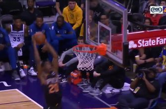 HIGHLIGHTS: Booker sparks Suns to win over T-Wolves