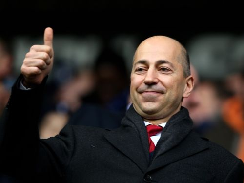 Arsenal chief Gazidis leaves to join AC Milan