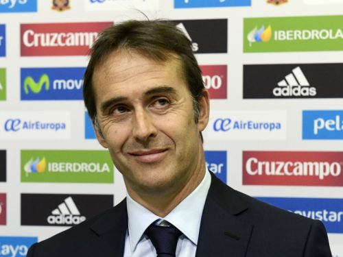 Spain World Cup hopes in disarray as Madrid mess costs Lopetegui his job