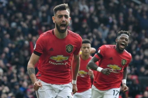 Fernandes has lifted the mood at Man Utd, says Solskjaer
