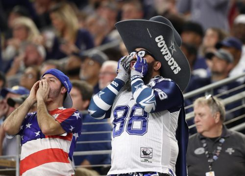 Study: Cowboys, Patriots have best fan bases among NFL teams