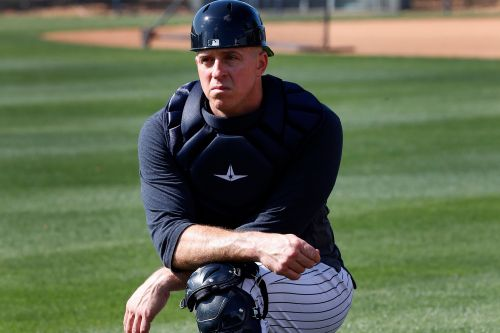 The Yankees' 39-year-old baseball lifer is not done yet
