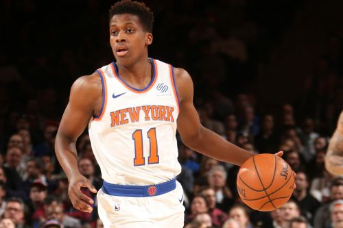 Frank Ntilikina ready to prove his worth to new Knicks coach