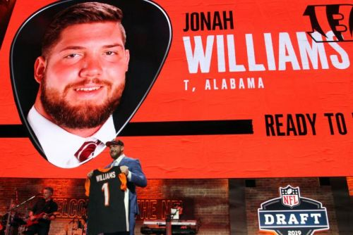 Bengals' first-rounder Jonah Williams expected to start at LT