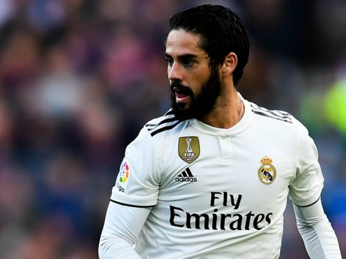 Isco is the best player in the world, says Rafael van der Vaart
