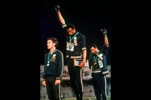 From Mexico City to Cincinnati: Olympic champion Tommie Smith reflects on time with Bengals