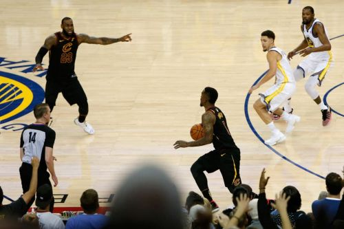 'Honest Mistake': JR Smith Looks Back on Game 1 Gaffe