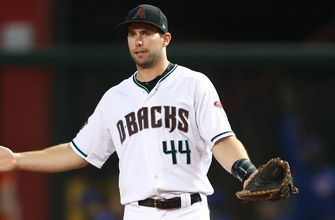 Cubs jump on Andriese, D-backs en route to rout