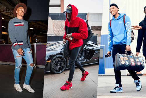 Fits of the Week: Dennis Schroder and Russell Westbrook Shine