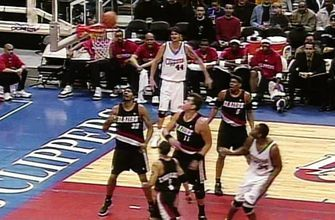 Clippers Weekly 'Ralph Remembers': Clippers OT win vs. Portland in 2001