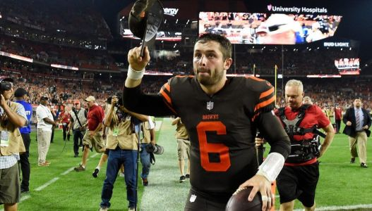 Baker Mayfield officially named Cleveland Browns' starting quarterback