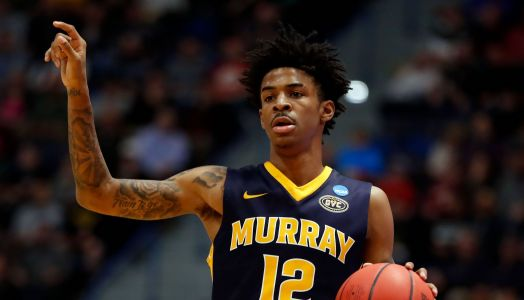 Ja Morant's performance in Murray State's upset of Marquette had NBA fans buying into hype