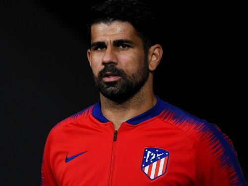 Simeone glad to have Costa back for Dortmund clash