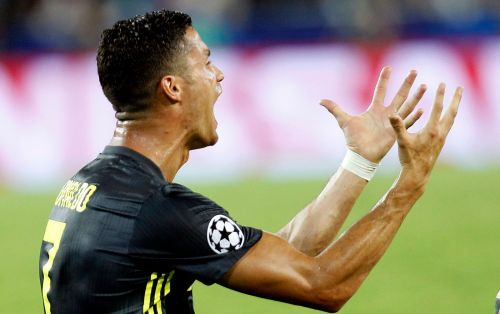 UEFA to judge Cristiano Ronaldo red-card case next week