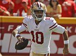 Jimmy Garoppolo net worth revealed as San Francisco 49ers QB suffers knee injury