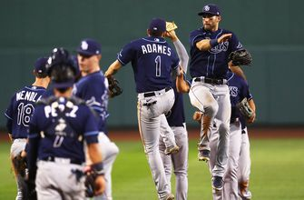 Rays power past Red Sox with the long ball, Tamps wins, 9-5
