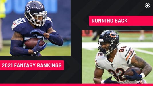Fantasy Football RB Rankings 2021: Best running backs to draft, sleepers to know