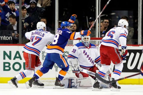 Rangers still can't solve Barclays Center on Beauvillier's big night