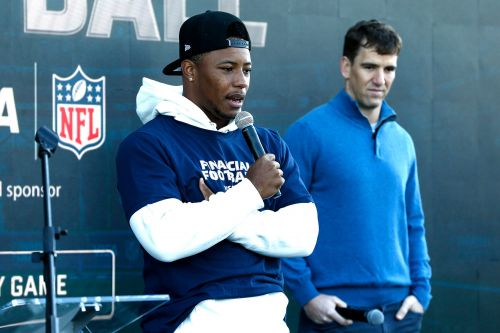 Saquon Barkley tries putting all Giants' fears to rest: from Eli to Darnold