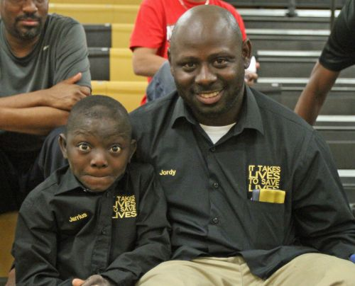 DEA raids foundation of Saints superfan Jarrius 'JJ' Robertson