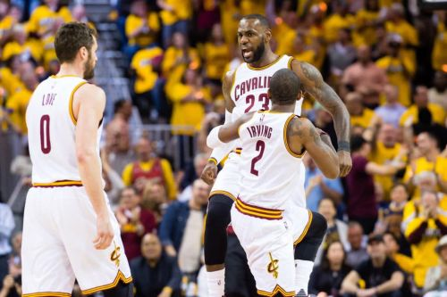 Kevin Love Was at Dinner With LeBron James When Kyrie Irving Called to Apologize