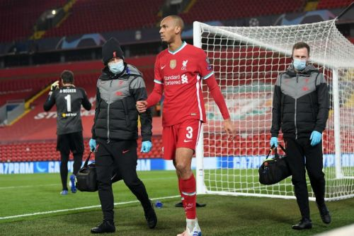 """Not good"" - Liverpool boss Klopp provides Fabinho injury update"