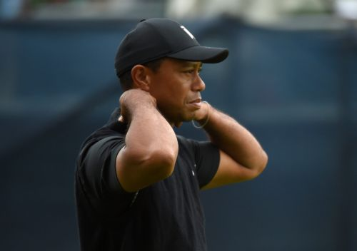 Tiger Woods spotted practicing at Pebble Beach ahead of U.S. Open