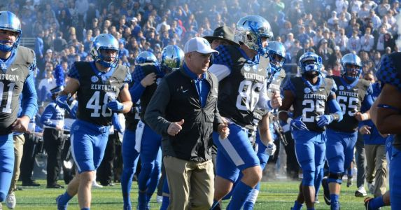 Kentucky hosting some big-time recruits this weekend, including a top-10 recruit