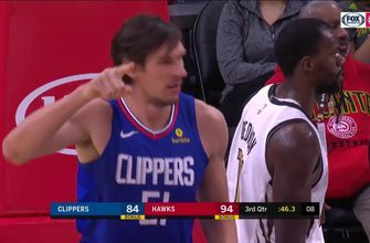 HIGHLIGHTS: Clippers Win FIFTH STRAIGHT, Top Hawks 127-119