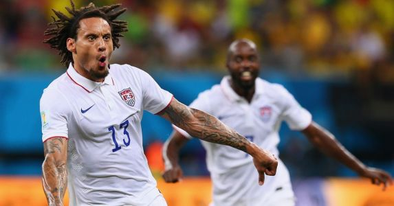 Throwback Thursday: Jermaine Jones scores a missile in 2014 World Cup