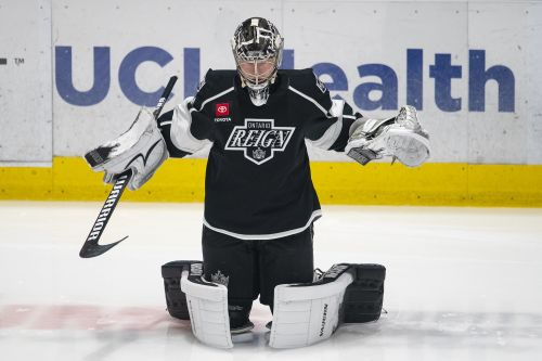 Early Look: Ontario Reign Opening Night Lineup 2021-22