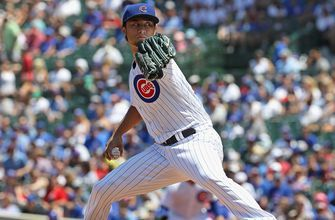 Darvish spins second straight gem in Cubs win over Reds