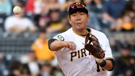 Ex-Pirates infielder Jung Ho Kang barred 1 year by Korean league after DUIs