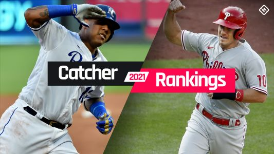 Fantasy Baseball C Rankings: Catcher Tiers, Sleepers, Draft Strategy