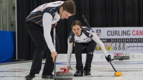 Follow all the action of the Canadian mixed doubles curling championships