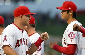 Play Ball: Angels pitchers and catchers to report February 13, full team shortly after