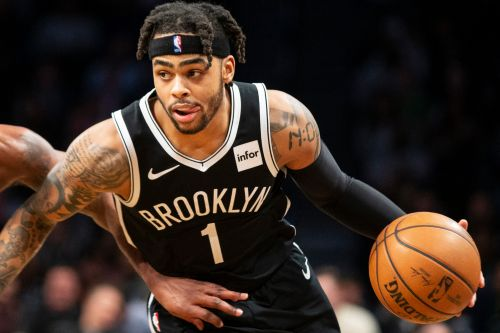 Nets' D'Angelo Russell: I belong in the NBA All-Star Game