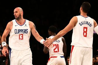 Clippers rally to beat Nets 127-119