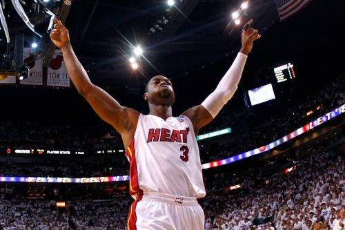 NBA Players React to Dwyane Wade's 'One Last Dance' Announcement