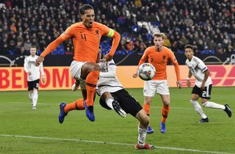 Dutch into Nations League finals on dramatic draw in Germany