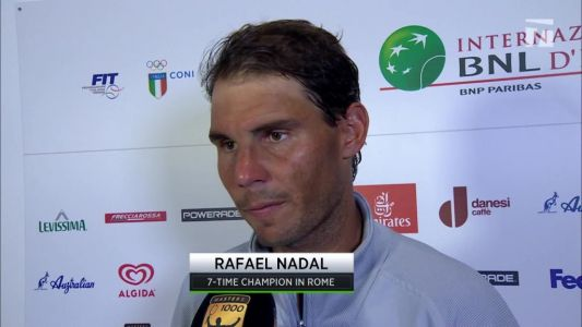 Tennis Channel Court Report: Nadal one win away from another Italian Open title