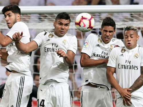 Real Madrid can't win 5-0 every week - Varane
