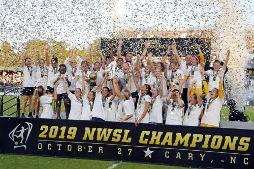 National Women's Soccer League moves to allow training in small groups