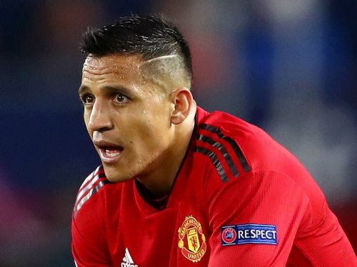 Alexis Sanchez absent from Man Utd training amid exit rumours