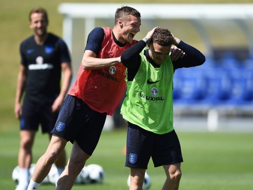 World Cup hopefuls England 'exactly the same' as title winning Leicester, says Vardy