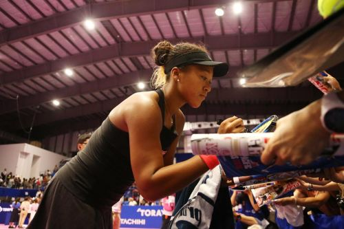 Naomi Osaka dominant on return to action in Japan, after US Open win