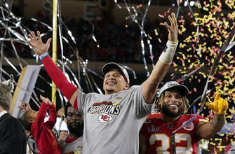Chiefs star Mahomes having 2020 nobody will soon forget