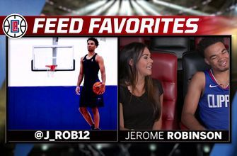 Clippers Weekly Feed Favorites: Jerome Robinson